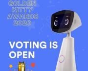 SUA / Robotul armean ROBIN a fost selectat pentru premiul Golden Kitti 2020
