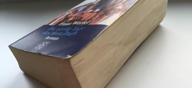 RUXANDRA CESEREANU : Modelul armean (Epica epopeică a lui Franz Werfel)