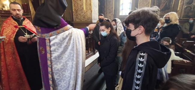 La Catedrala Armeană din București s-a sărbătorit Sfântul Sarkis