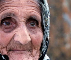 IOANA ȚIPLEA : Ochi îndurerați de armean
