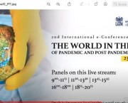 """ȘTIINȚĂ / A doua  E-Conferinţă la Universitatea Adam Mickiewicz : """"Lumea în epoca pandemiei și post-pandemiei"""""""