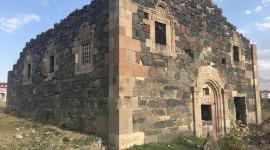 PATRIMONIU / Biserica armeană Sfântul Minas din satul Gezköy (regiunea Erzurum)
