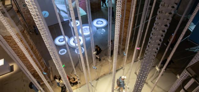 """VENEȚIA / Instalația TUMO prezentată la """"Biennale Architettura 2021"""""""