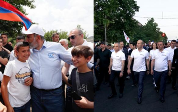 ARMENIA   Pașinian câștigă alegerile legislative, opoziția le contestă