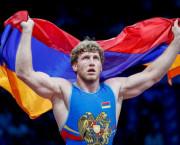TOKYO 2020 | Luptătorul Artur Aleksanyan (97 kg) vice-campion olimpic pentru Armenia