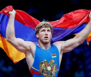 TOKYO 2020   Luptătorul Artur Aleksanyan (97 kg) vice-campion olimpic pentru Armenia