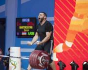 TOKYO 2020 | Halterofilul Simon Martirosyan (109 kg) a adus o medalie olimpică de argint  Armeniei