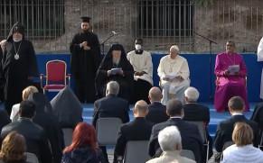 Întâlnire intereligioasă și rugăciune comună la Roma