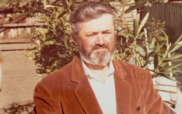 In memoriam Nimigian Pantelimon | Pământul de sub tălpile lui – povestea unui refugiu