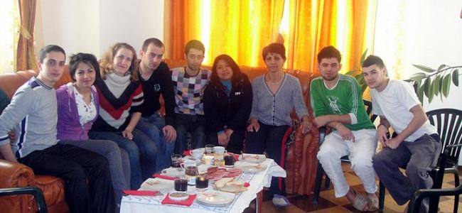 Voluntari armeni în România
