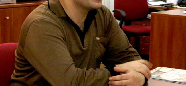 GHARIB HARUTYUNYAN – SECRETAR GENERAL AL YOUTH ORGANIZATION ARMENIAN CHURCH WORLD
