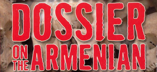 Dosarul Raphael Lemkin al genocidului armean