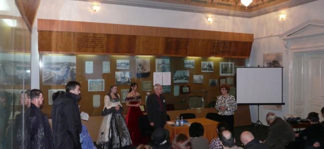 Conferinţa de Antropologie urbană la Roman