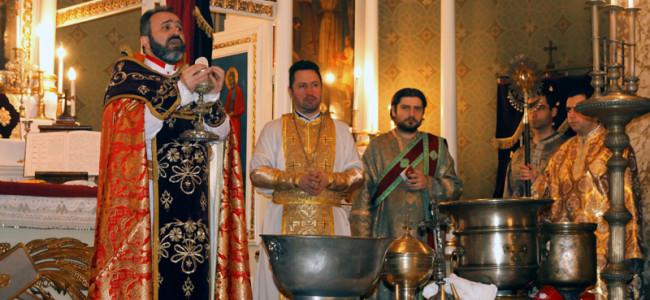 Crăciunul la armeni – 6 ianuarie 2012
