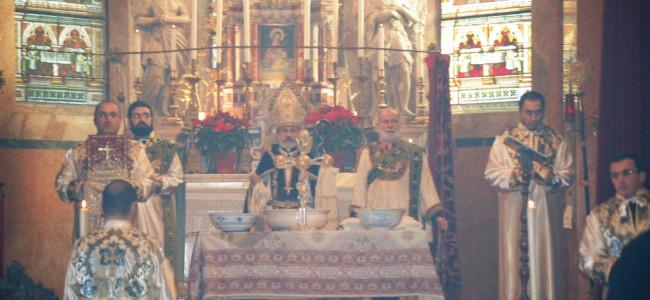 """Crăciunul și Boboteaza pe Insula """"Sfântul Lazăr"""" din Veneția"""