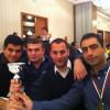 Armeni din România  la Jocurile  pan-armene de  la Sofia