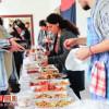 Bazarul armenesc de la Gherla a fost un succes. Specialitatile culinare s-au topit in cateva clipe!