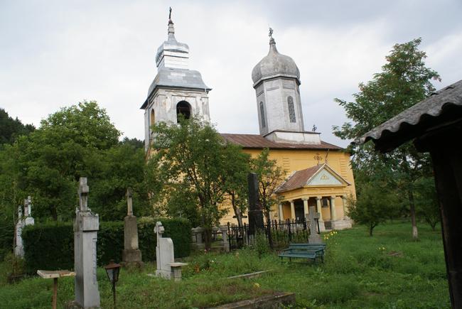 Biserica Armeana din Tg. Ocna
