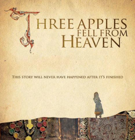 Three-apples