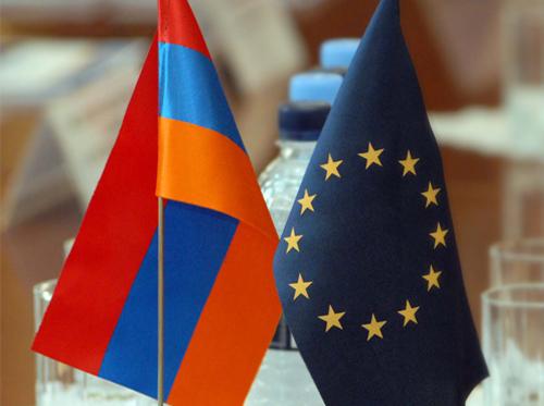 Armenia-UE