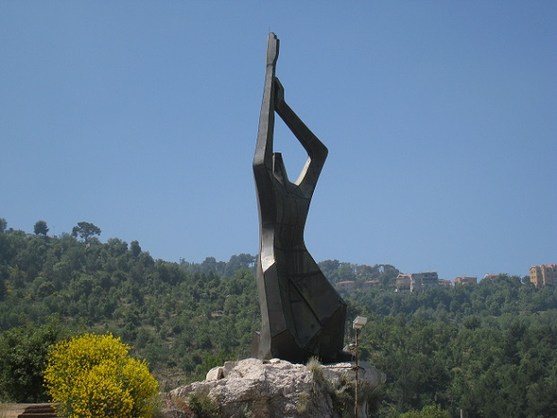 Monument-Bikfaya-Liban