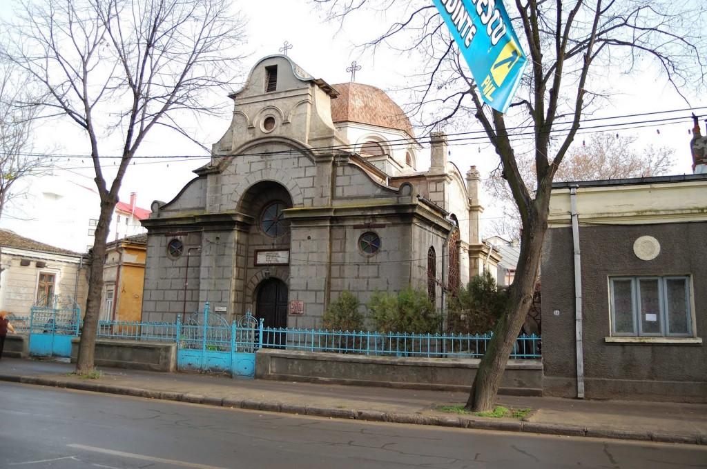 Biserica Armenesca Braila