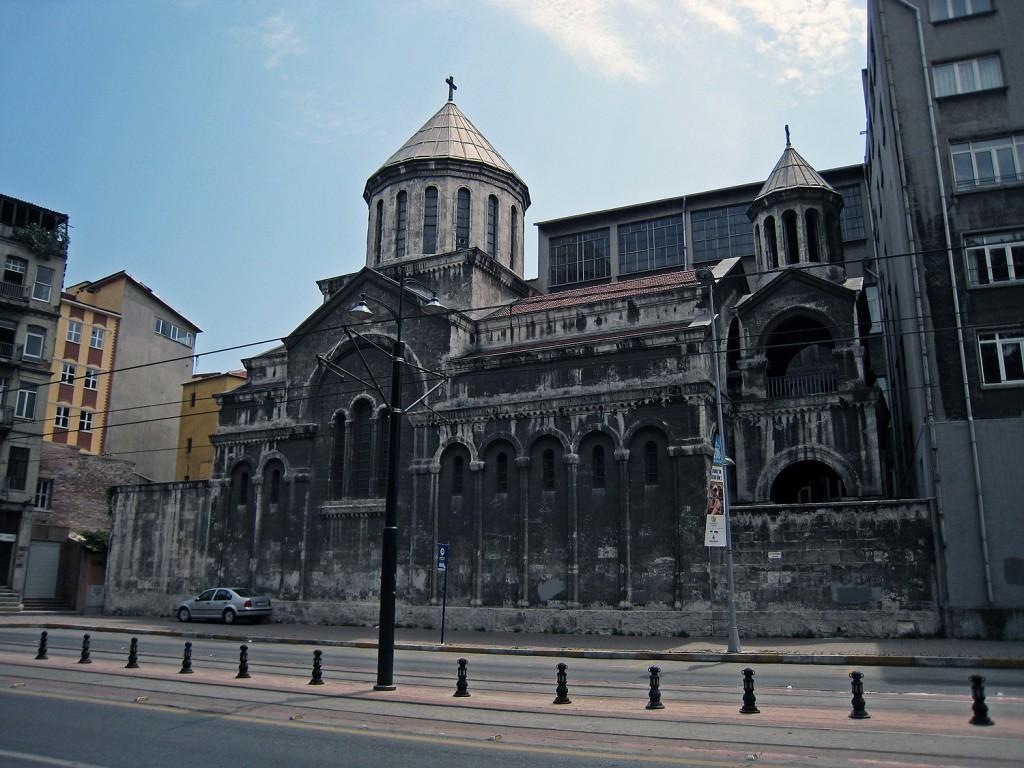 Armenian-church-in-Istanbul