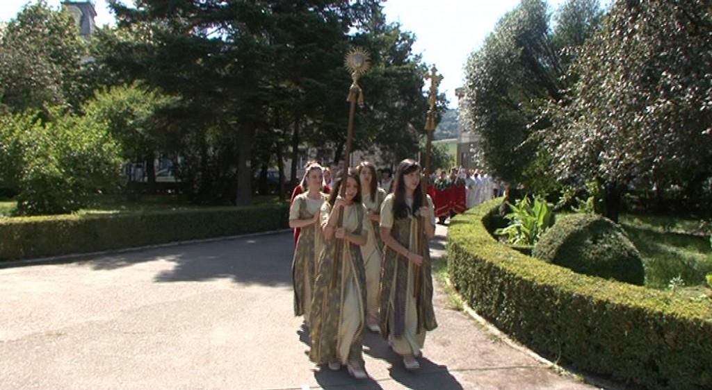 Gherla vine procesiunea