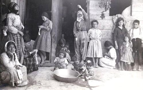 023-US-Armenian-Refugee-Camp-AleppoSyria1920s-Image-VartanDerounian