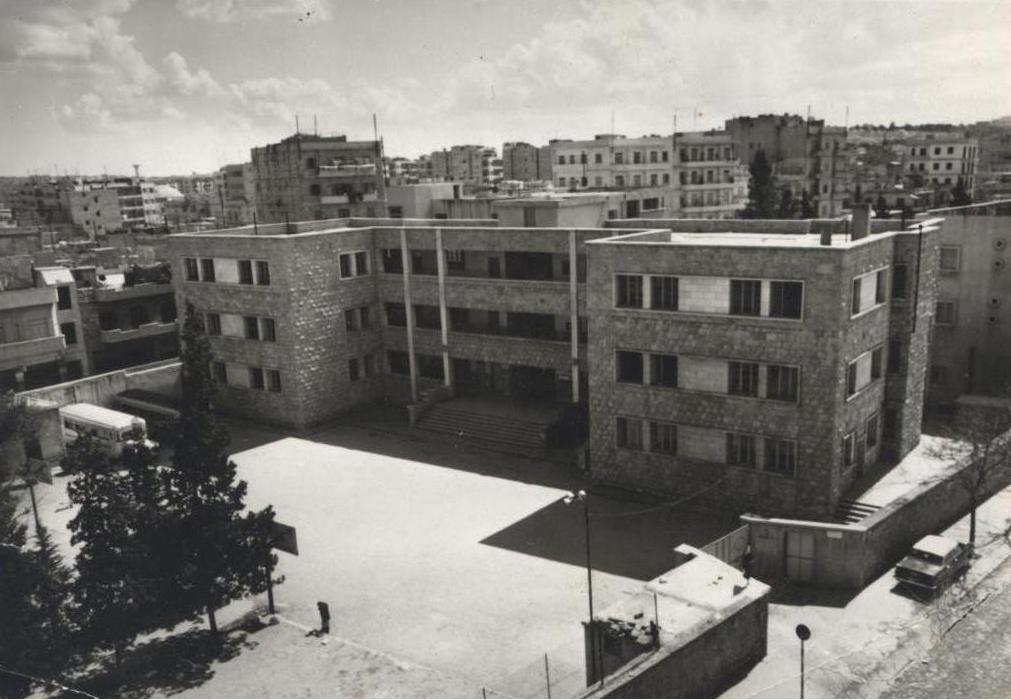 Armenian_Karen_Jeppe_Jemaran_School_Aleppo_1973