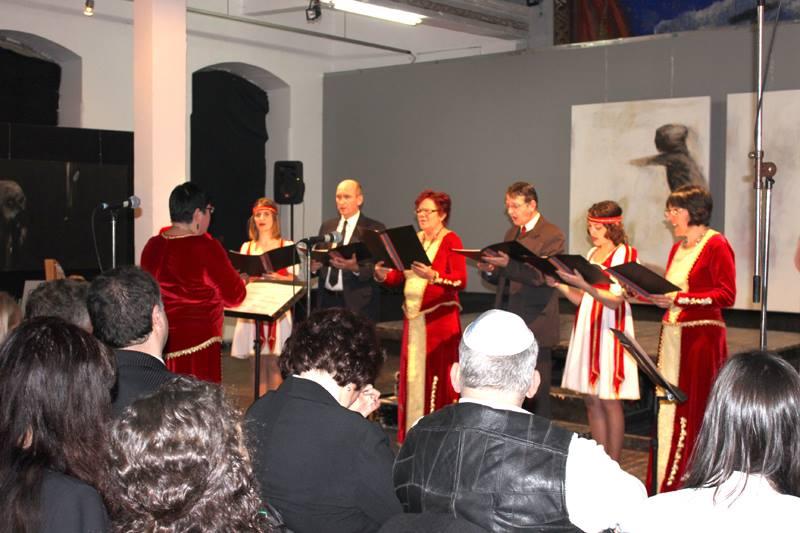 Corul bisericii armene Gherla 2 (1)