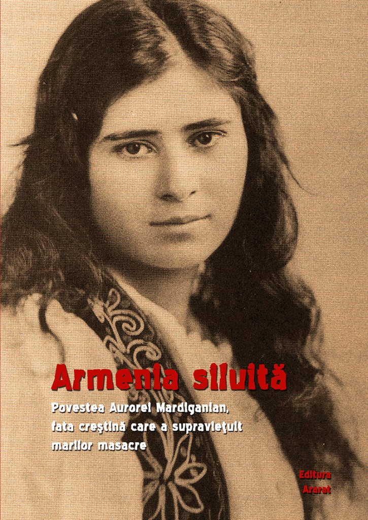 coperta armenia siluita