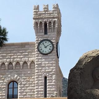 19-Monaco - Palatul Princiar