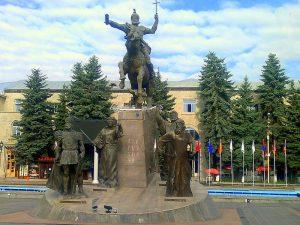 4. memorialul batalia de la avarayr