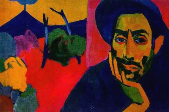 MinasAvetisyan-Self-Portrait-1960