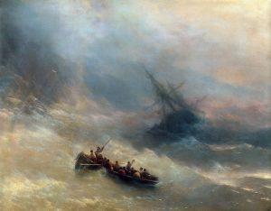 pictura-marina-de-i-aivazovsky