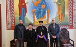 Ռումանիոյ հայոց թեմի առաջնորդը պարգևատրվել է «Տարոնի առյուծ» շքանշանով