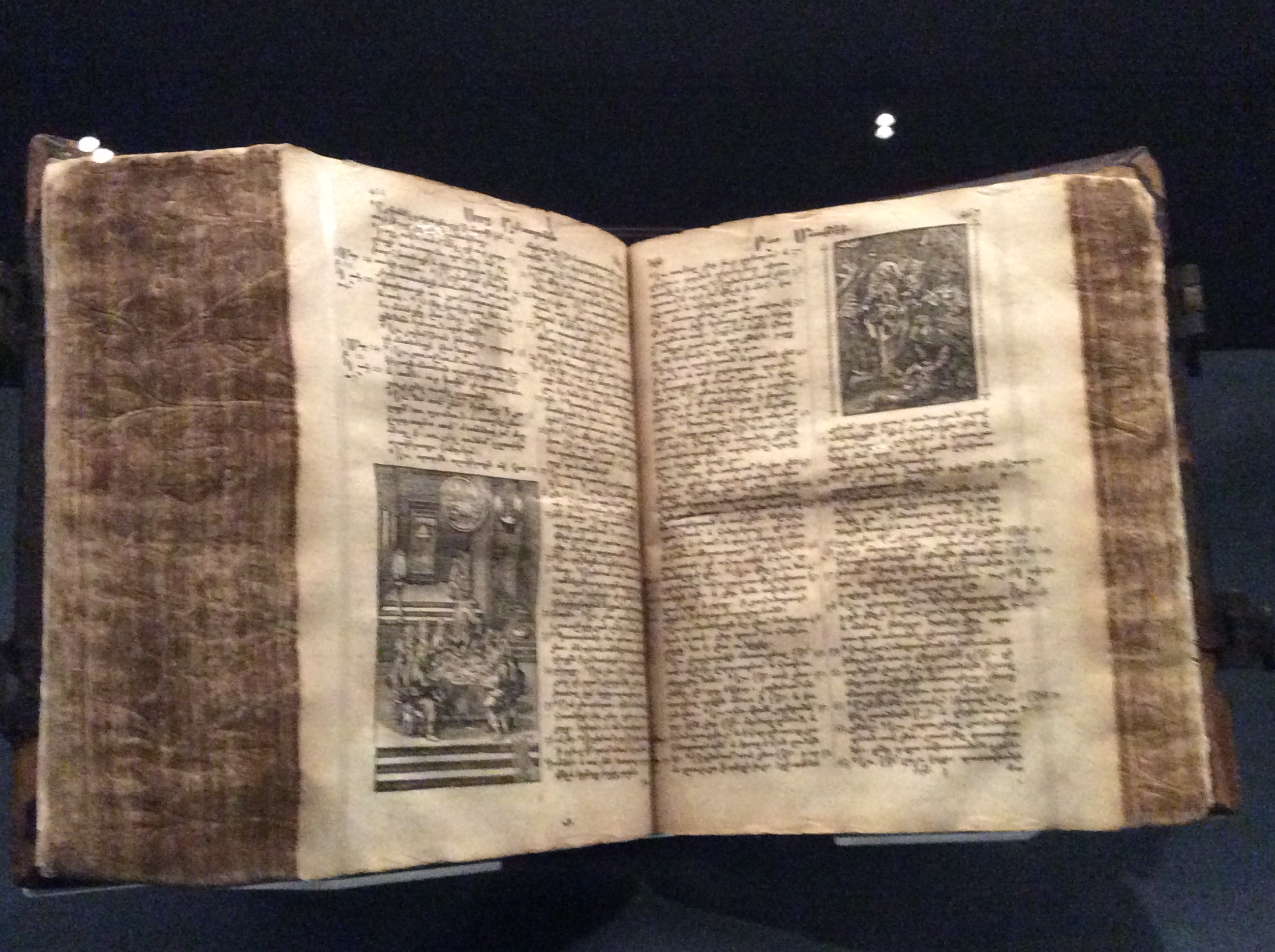 Fig. 28. Biblia sacra, Antwerp, 1646,