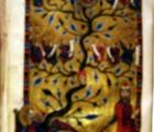 Fig.17.Biblie, mânàstirea Gladzor, 1318, desenatà si iluminatà de Toros Taronatsi,