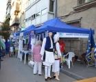 Standul comunitatii elene