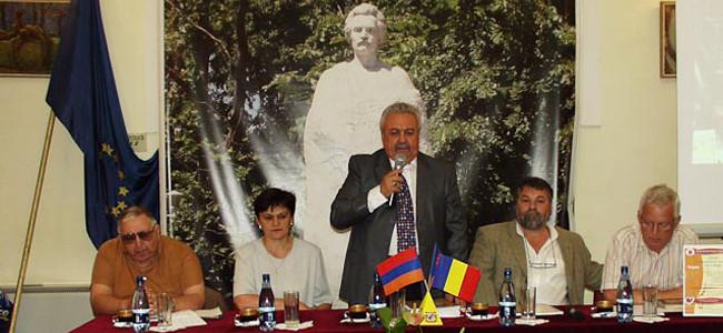 Zilele Comunitatii Armene la Galati