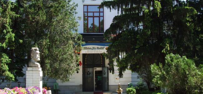 "Cartea armeana in colectiile Bibliotecii ""V.A. Urechia"""