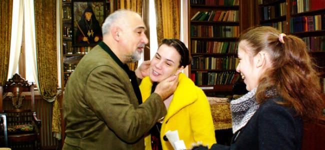 Ziua Limbii Armene la Biblioteca Dudian