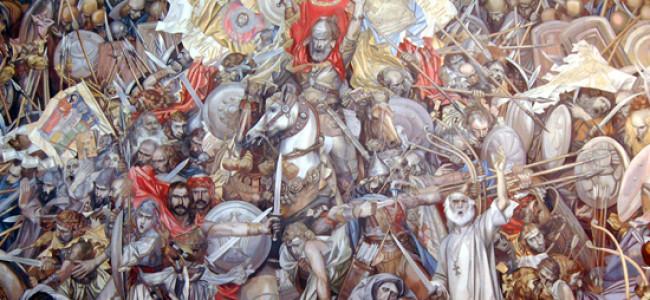 VARTANANK – 1036 de martiri ai Marii Bătălii