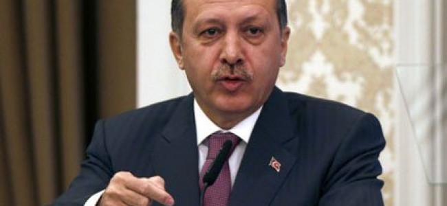 Erdogan ameninţă cu expulzarea imigranţilor armeni