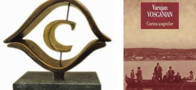 """Galele Observatorului Cultural: """"Cartea şoaptelor"""", de două ori laureată!"""