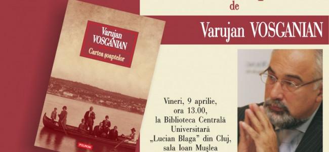 Cartea Şoaptelor va fi lansată la Cluj