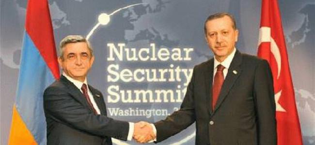 Întîlnire  Sarkissian – Erdogan la Washington