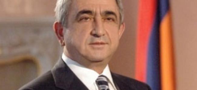 """""""…Turcia nu are nici un drept să ne învinovăţească pe noi"""" interviu pentru Euronews  al presedintelui Armeniei Serge Sarkissian"""