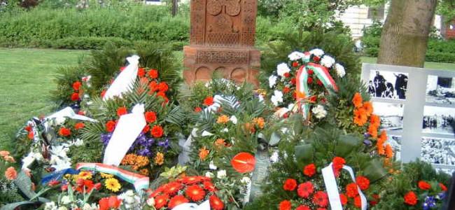 Comemorarea Genocidului la Budapesta